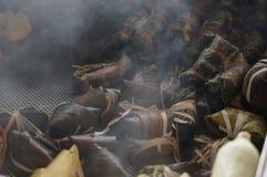 Arroz do vapor de Vietname Foto de Stock
