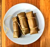 Arroz doce tailandês Foto de Stock