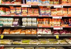 Arroz e pratos preparados do arroz imagem de stock royalty free