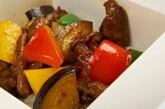 Arroz fritado oriental tyahan Imagens de Stock Royalty Free
