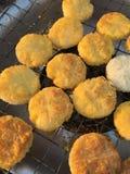 arroz grelhado Fotografia de Stock