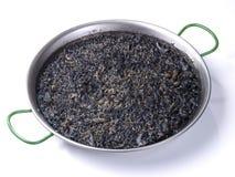 Arroz neger- ââ¬â svart Rice Arkivfoton