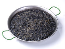 Arroz Negro – Black Rice Stock Photos