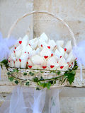 Arroz para o casamento Imagem de Stock Royalty Free