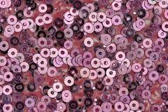Arruelas cor-de-rosa Fotografia de Stock Royalty Free
