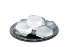 Arruelas do gelo Imagens de Stock