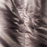 Arrugado abajo del fragmento de la chaqueta Imagen de archivo libre de regalías