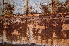 Arrugginito Fotografia Stock Libera da Diritti
