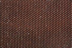 Arrugginito, struttura della bolla del metallo Fotografia Stock