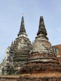 Arruina o templo budista imagens de stock