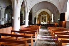 ARS EN σχετικά με, Γαλλία - 26 Σεπτεμβρίου 2016: γραφικός Άγιος Etienn Στοκ φωτογραφίες με δικαίωμα ελεύθερης χρήσης