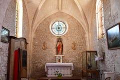 ARS EN σχετικά με, Γαλλία - 26 Σεπτεμβρίου 2016: γραφικός Άγιος Etienn Στοκ Εικόνες