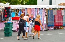 ARS EN σχετικά με, Γαλλία - 26 Σεπτεμβρίου 2016: γραφικό χωριό στο α Στοκ Φωτογραφίες