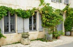 ARS EN σχετικά με, Γαλλία - 26 Σεπτεμβρίου 2016: γραφικό χωριό στο α Στοκ εικόνα με δικαίωμα ελεύθερης χρήσης