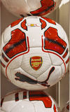 Arsenal balls Stock Photos