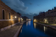 Arsenal de Veneza Imagens de Stock