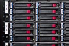 Arsenal del almacenamiento de la red fotos de archivo libres de regalías