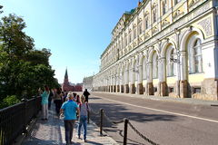 Arsenal do Kremlin Fotografia de Stock Royalty Free