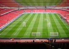 Arsenal-Emirat-Stadion Stockfoto