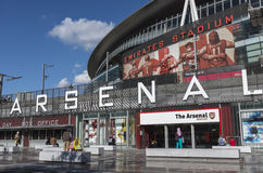 Arsenal Emirates Stadium Stock Photo
