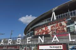 Arsenal Emirates Stadium Royalty Free Stock Photo