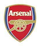 Arsenal F C royaltyfria foton