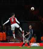 Arsenal FC v CSKA Moskva - UEFA Europa League Quarter Final Leg One Royalty Free Stock Photography