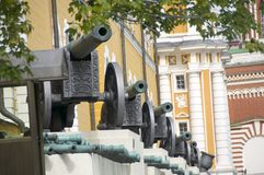 Arsenal Kremlin Stock Photography