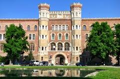 Arsenal - museum av militär historia, Wien Österrike Royaltyfria Foton