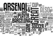 Arsenal Put Up A Good Fightword Cloud. ARSENAL PUT UP A GOOD FIGHT TEXT WORD CLOUD CONCEPT Royalty Free Stock Images