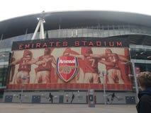 Arsenal Stadium zdjęcia stock