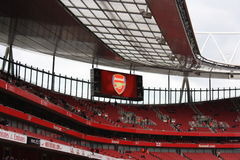 Arsenal Stadium Stock Images