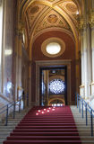 Arsenal stairway Royalty Free Stock Image