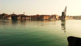 Arsenal veneciano Foto de archivo libre de regalías