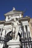 Arsenal veneciano Neptuno fotos de archivo libres de regalías