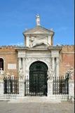 Arsenal of Venice - Italy. royalty free stock photo