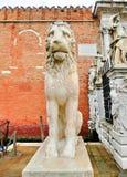 arsenale είσοδος Ιταλία Βενετία Ιταλία Βενετία Στοκ Εικόνα