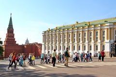 Arsenale di Cremlino immagini stock libere da diritti