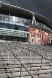 ArsenalEmirates Stadium Arkivfoto