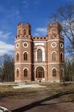 Arsenalpaviljong Tsarskoye Selo St Petersburg Ryssland Royaltyfri Foto