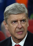 Arsene Wenger royalty free stock photography