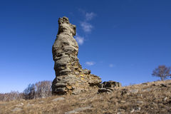 arshihaty δασική φυσική πέτρα περι& Στοκ φωτογραφία με δικαίωμα ελεύθερης χρήσης