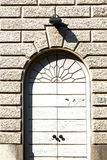 arsizio αφηρημένο σκουριασμένο δ Ιταλία Λομβαρδία busto Στοκ φωτογραφίες με δικαίωμα ελεύθερης χρήσης
