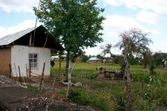 Arslanbob Κιργιστάν Στοκ Φωτογραφία