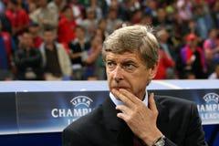 Arsène Wenger Stock Image