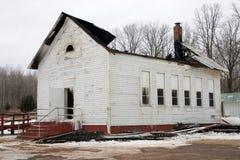 Arson Stock Photography