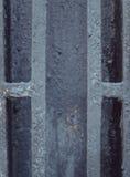 Artículo de la decoración del metal Imagen de archivo libre de regalías