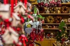 Artículos bávaros de la Navidad Fotografía de archivo libre de regalías