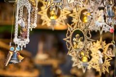 Artículos bávaros de la Navidad Imágenes de archivo libres de regalías