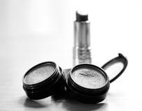 Artículos del maquillaje Imagen de archivo